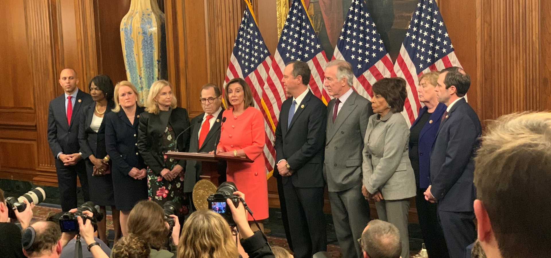 Congresswoman Garcia Honored to be Selected as an Impeachment Manager